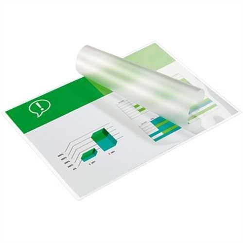 GBC Laminiertasche Document™ Pouch, A5, 154 x 216 mm, 0,125 mm, transparent, glänzend (100 Stück)