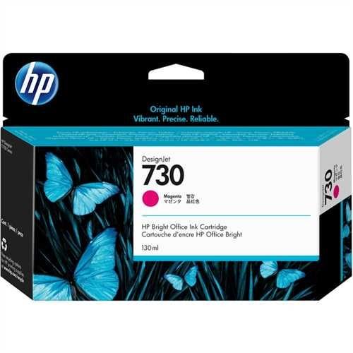 HP Tintenpatrone 730, original, magenta, 130 ml