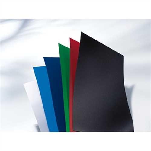 GBC Umschlagmaterial PolyOpaque™, PP, 0,3 mm, A4, schwarz, opak (100 Stück)
