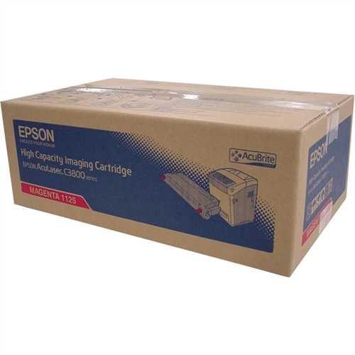 EPSON Toner, S051125, original, magenta, 9.000 Seiten