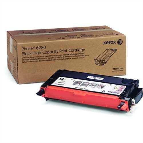 XEROX Toner, 106R01395, original, schwarz, 7.000 Seiten