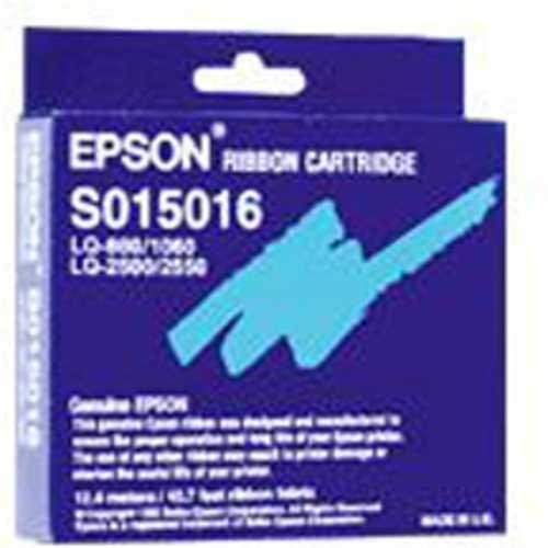 EPSON Farbband, C13S015262, Nylon, schwarz