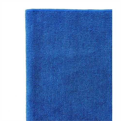WYPALL* Reinigungstuch, Mikrofaser, 40 x 40 cm, blau (6 Stück)