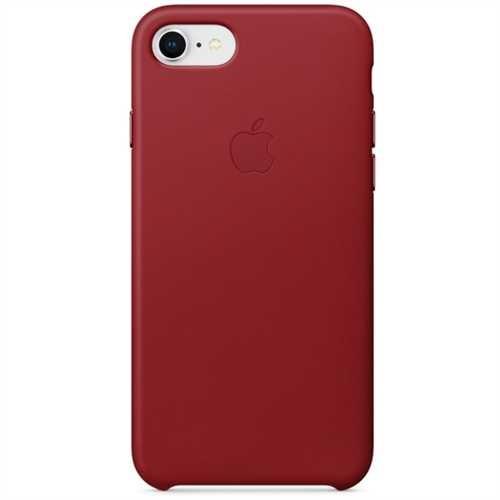 APPLE Smartphonerahmen, für APPLE iPhone 8 / 7, Leder, rot