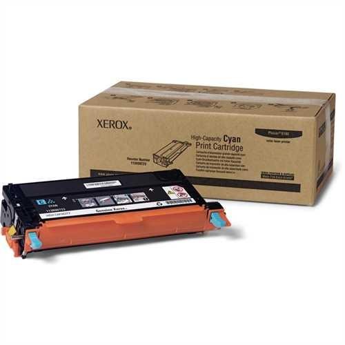 XEROX Toner, 113R00723, original, cyan, 6.000 Seiten