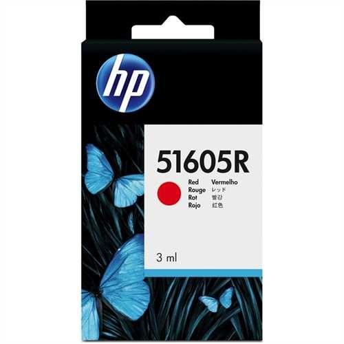 HP Tintenpatrone, 51605R, original, magenta, 500 Seiten