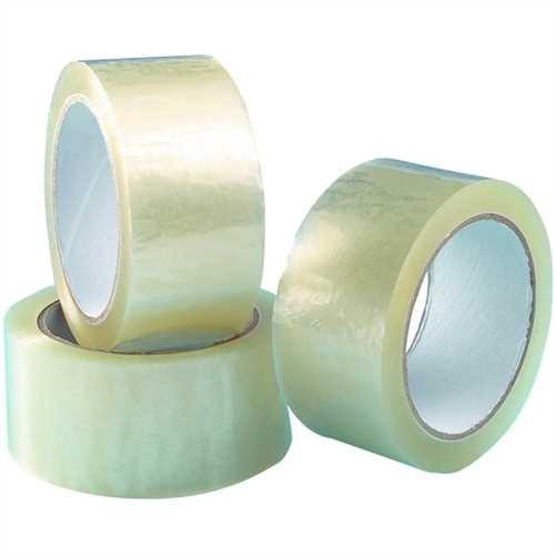 Packband PP Trägermat.Acryl transp. 50mmx66m 6 Rollen