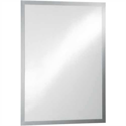 Durable Plakatrahmen 5005-23, Duraframe adhesive, 50 x 70 cm, silber