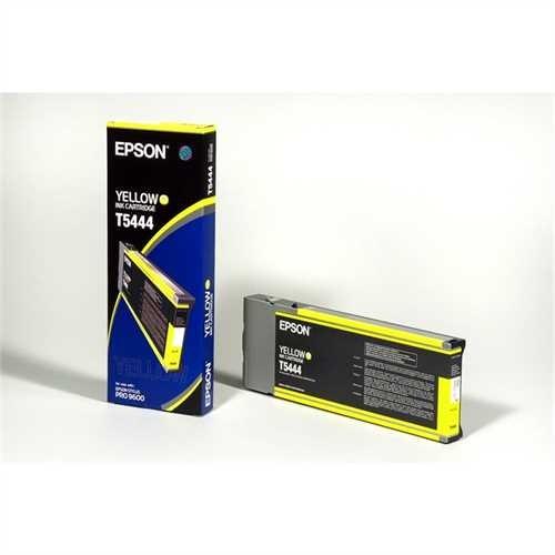 EPSON Tintenpatrone, C13T544400, original, gelb