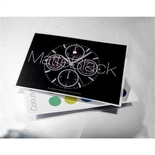 GBC Laminiertasche Matt™ Pouch, A4, 216 x 303 mm, 0,1 mm (100 Stück)