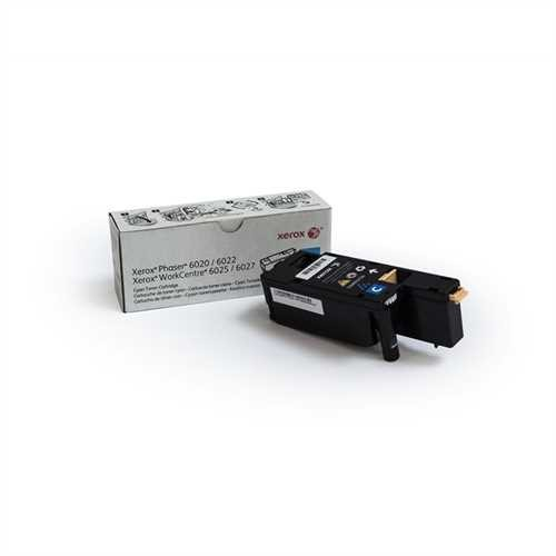 XEROX Toner, 106R02756, original, cyan, 1.000 Seiten