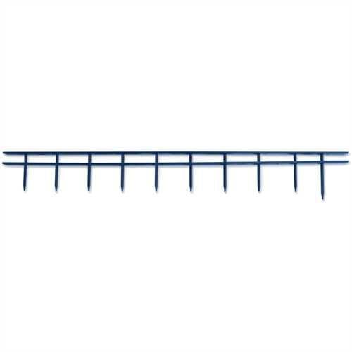 GBC Binderücken SureBind, 10 Kämme - Stripbindung, A4, Ø: 25 mm, für: 250 Blatt, blau (100 Stück)