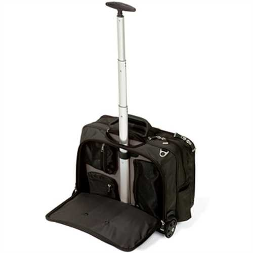 Kensington Laptoptrolley Contour, Nylon, schwarz