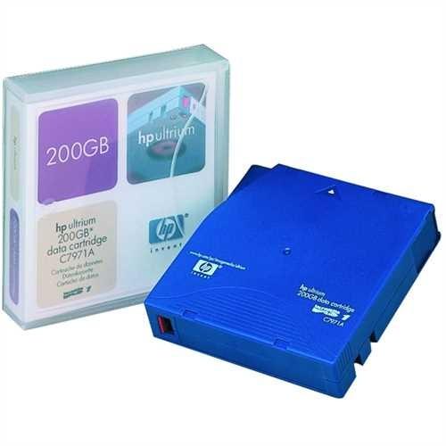 HP Magnetbandkassette, LTO-1 Ultrium, 100 / 200 GB