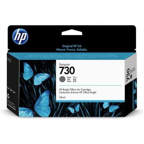 HP Tintenpatrone 730, original, grau, 130 ml