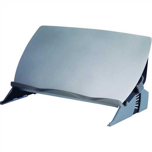 Fellowes Konzepthalter, zum Aufstellen, 56,2 x 11,6 cm, schwarz/grau