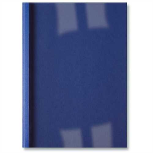 GBC Thermobindemappe ThermaBind™ LinenWeave, 250 g/m², transparenter Vorderdeckel, A4, 1,5 mm, für: