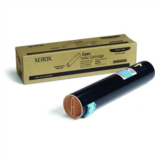 XEROX Toner, 106R01160, original, cyan, 25.000 Seiten
