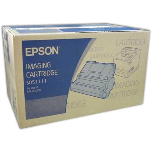 EPSON Toner, S051111, original, schwarz, 17.000 Seiten