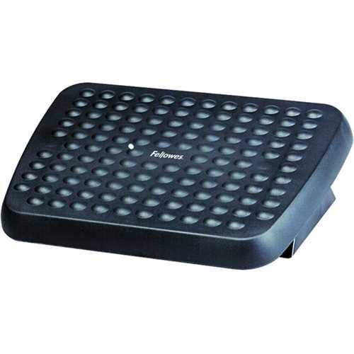 Fellowes Fußstütze Standard, 44,8 x 33 x 7,4 cm, Trittfläche: 44,8 x 33 cm, 2fach höhenverstellbar,