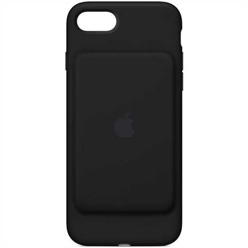 APPLE Smartphonetasche Smart Battery Case, für APPLE iPhone 7, schwarz