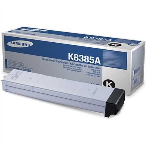 SAMSUNG Toner, CLX-K8385A, original, schwarz, 20.000 Seiten