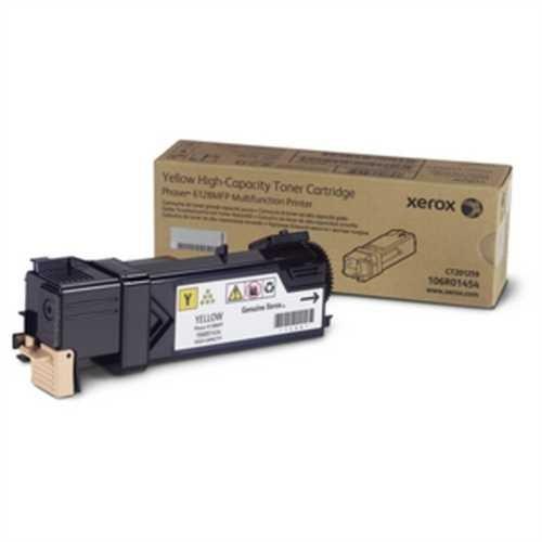 XEROX Toner, 106R01454, original, gelb, 2.500 Seiten