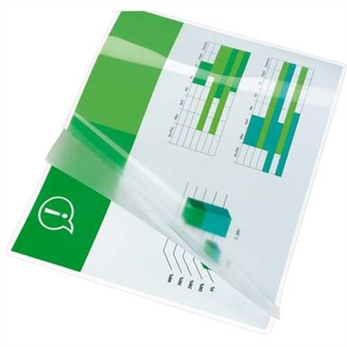 GBC Laminiertasche Document™ Pouch, A4, 216 x 303 mm, 0,125 mm, transparent, glänzend (100 Stück)