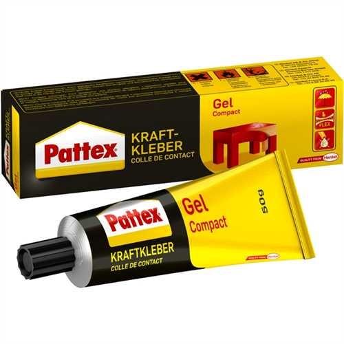 Pattex Klebstoff Gel Compact, Tube (50 g)