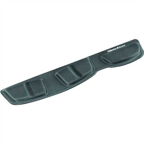 Fellowes Handgelenkauflage Health-V™, Lycraoberfläche, für Tastatur, 46,5 x 8,5 cm, Stärke: 1,5 cm,