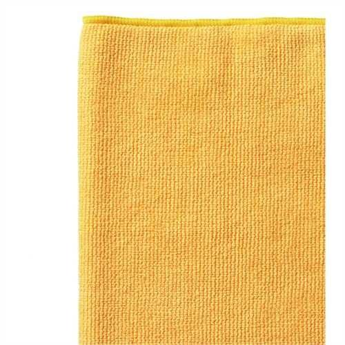 WYPALL* Reinigungstuch, Mikrofaser, 40 x 40 cm, gelb (6 Stück)
