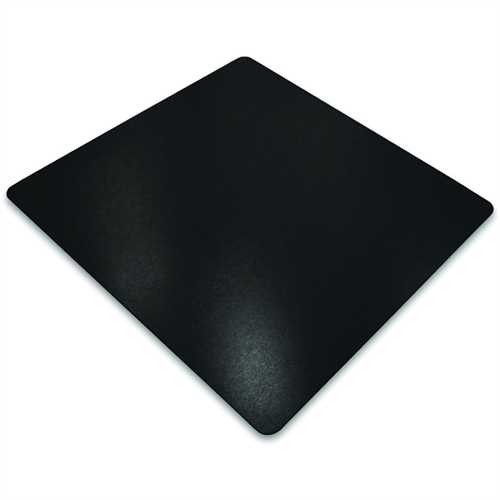 CLEARTEX Bodenschutzmatte advantagemat, Hartboden, Vinyl, 120x150cm, schwarz