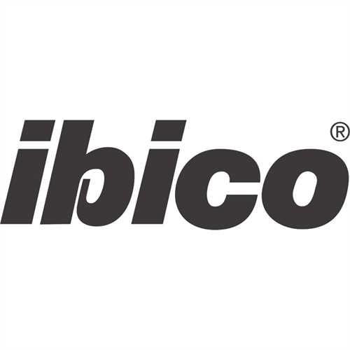 ibico Tischrechner, 101 X, Solar-/Batteriebetrieb, flaches Display, 10stellig, 1zeilig, 110 x 15 x 1