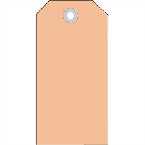 Herma Anhängezettel 6045, 48 x 95 mm, braun, 1.000 Stück