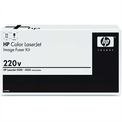 HP Fixiereinheit, C4198A, original, 100.000/50.000 Seiten (schwarzweiß/farbig)