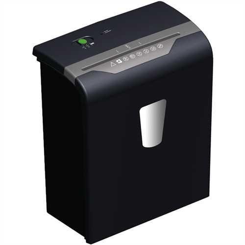 STAPLES Aktenvernichter, DXC8E, Partikelschnitt, 4 x 34 mm, Sicherheitsstufe: P-4, für: Papier/Heftk