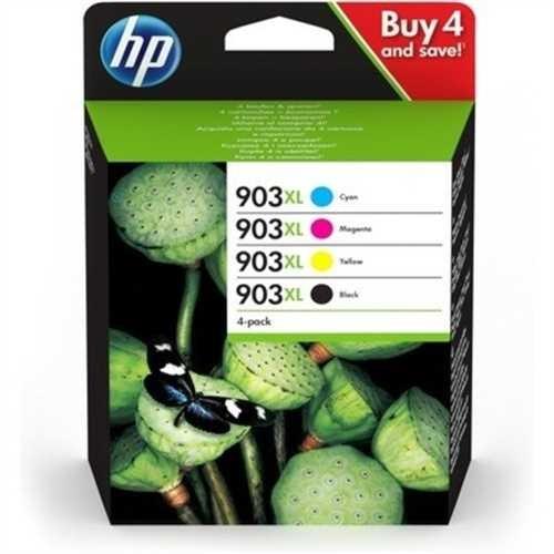 HP Tintenpatrone, 903XL, 3HZ51AE, original, cyan/magenta/gelb/schwarz, 825 Seiten (4 Stück)