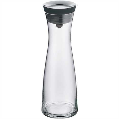 Wasserkaraffe Glas Mod.Basic transp. 0,75 Liter Close Up