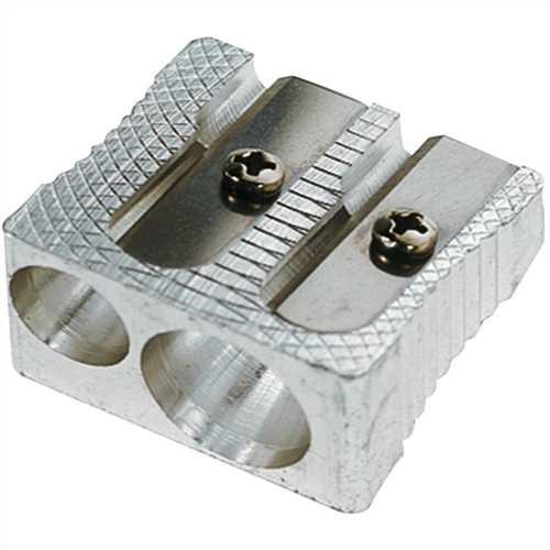 STAPLES Spitzer, Leichtmetall, Keilform, 2fach, Stift-Ø: 8 / 11 mm