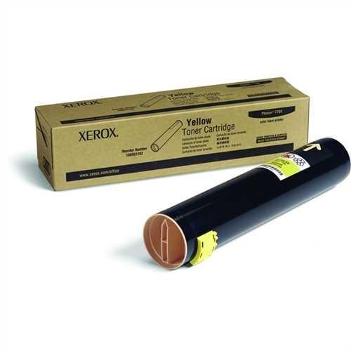 XEROX Toner, 106R01162, original, gelb, 25.000 Seiten