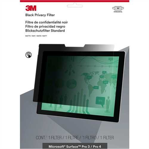 3M Blickschutzfilter PFTMS001 für Microsoft Surface Pro 31,3 cm