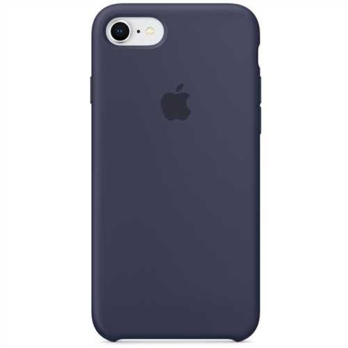 APPLE Smartphonerahmen, f.APPLE iPhone 8 / 7, Silikon, mitternachtsblau