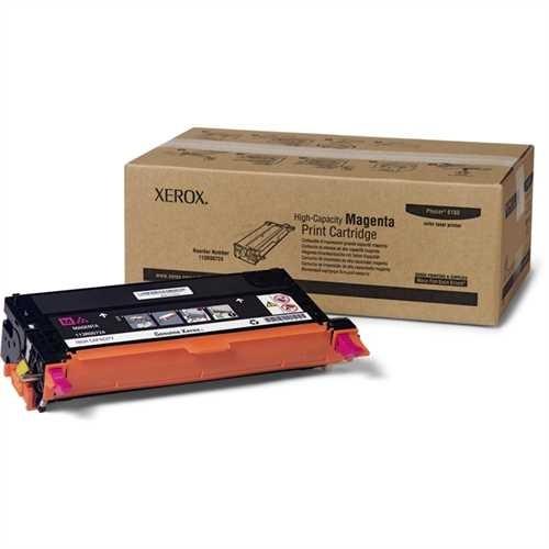 XEROX Toner, 113R00724, original, magenta, 6.000 Seiten