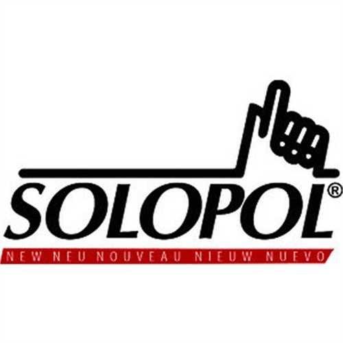 SOLOPOL Handreiniger, classic, Paste, Softflasche, parfümiert