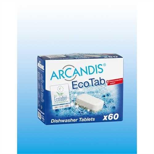 KIEHL Spülmaschinengeschirrreiniger ARCANDIS-EcoTab, Tab, Packung