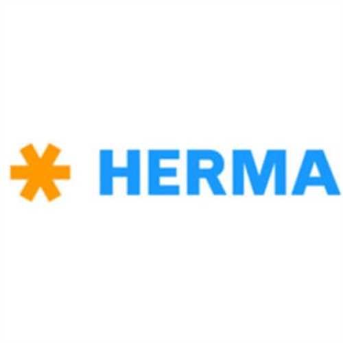 Herma Folien-Etiketten 8019 - 139 x 99,1 mm, transparent, 100 Etiketten