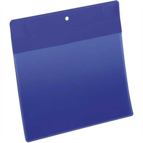 DURABLE Sichttasche Neodym, magnetisch, PP, A5 quer, dunkelblau