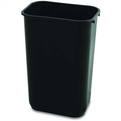 RubbermaidCommercial Products Papierkorb, für Innenbereich, PE, rechteckig, 26,6 l, 365 x 260 x 380