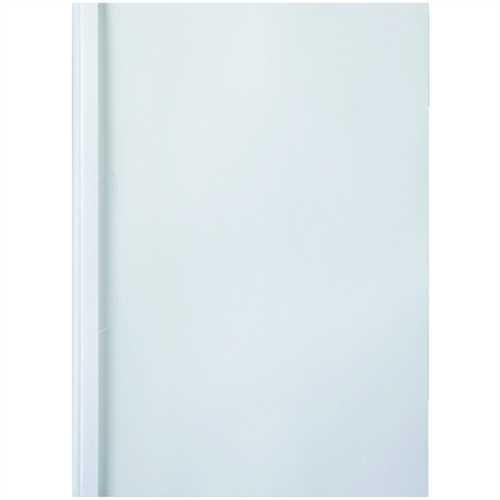 GBC Thermobindemappe ThermaBind™ Standard, Karton, 240 g/m², transparenter Vorderdeckel, A4, 20 mm,
