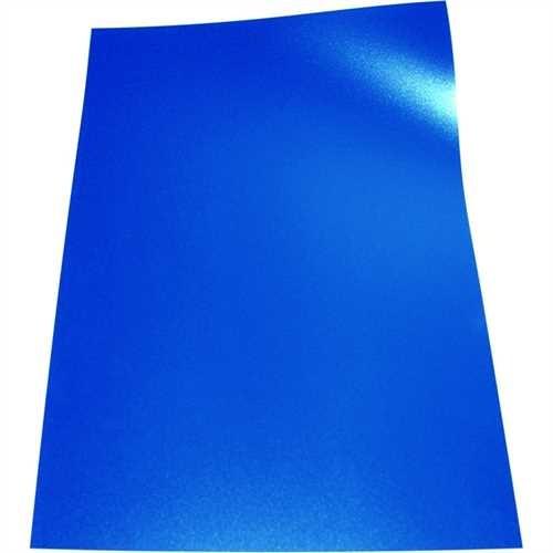 GBC Umschlagmaterial PolyOpaque™, PP, 0,3 mm, A4, dunkelblau (100 Stück)